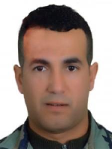 العريف الشهيد ابراهيم محمد العموري